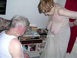 OmaGeiL Horny Grandmas in Photo Compilation