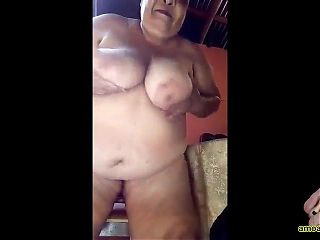 Naked Fat Granny With A Tasty Body Part 2