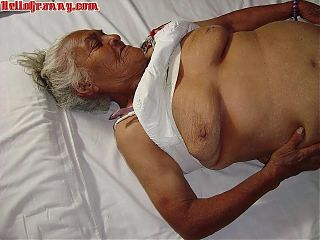 HelloGrannY – Homemade Wrinkly Latinas in Slideshow